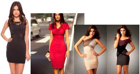 Vestidos-entallados-cuerpo-rectangular