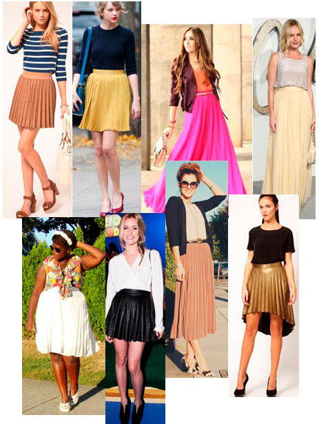 faldas-plisadas