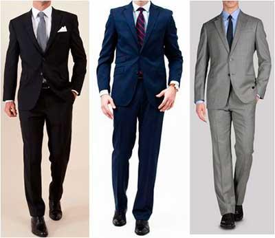 3fbac075769b3 Como vestir y escoger un traje de hombre
