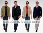 Hombre Profesional y Formal