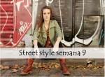 Street Style tendencias para la semana 9